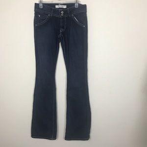 Hudson- Dark Blue Flared Jeans ( 170808) size 28
